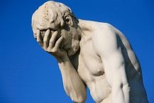 217px-Paris_Tuileries_Garden_Facepalm_statue